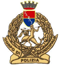 Stemma del Corpo di Polizia Locale del Comune di Taranto